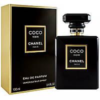 Женская парфюмированная вода духи парфюм Шанель Коко Нуар Ноир Черный для женщин(Chanel Coco Noir)Европа