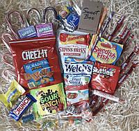 Подарочная коробка сладостей из США Sweet Box