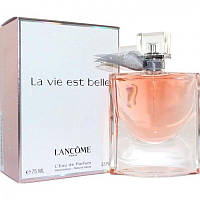 Женская парфюмированная вода духи парфюм Ланком Ла Ви Э Ест Бель(Lancome La Vie Est E Belle) Европа