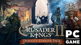 Crusader Kings II Dynasty Starter Pack PC