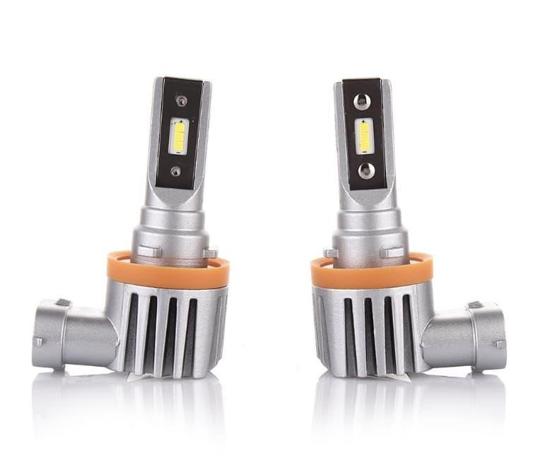 Лампы светодиодные ALed mini H8-9-11 6500K (P29282)