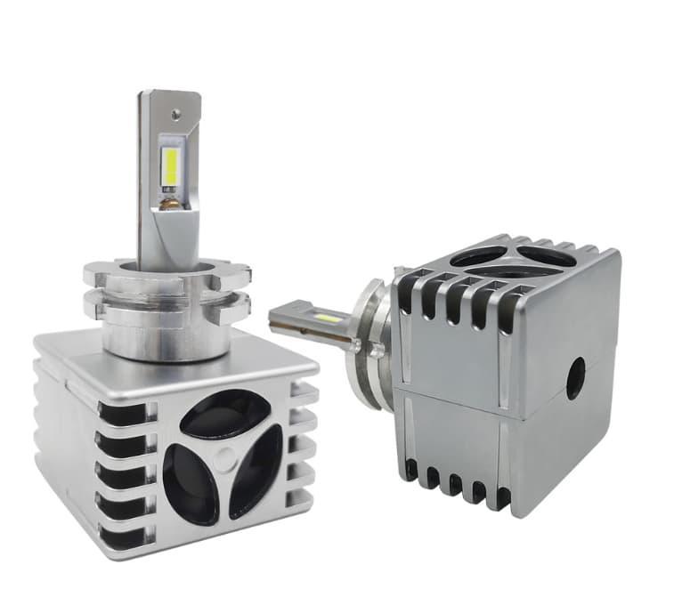 Лампы светодиодные ALed X D5S 6000K 40W XD5SD09 (2шт.)