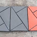 Форма для плитки Универсальный камень 40х60х6см (садовая дорожка), фото 3