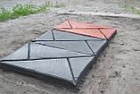 Форма для плитки Универсальный камень 40х60х6см (садовая дорожка), фото 4
