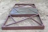 Форма для плитки Универсальный камень 40х60х6см (садовая дорожка), фото 5