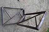 Форма для плитки Универсальный камень 40х60х6см (садовая дорожка), фото 6
