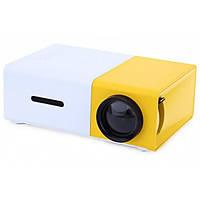 Проектор Led Projector YG300 портативный мультимедийный с динамиком