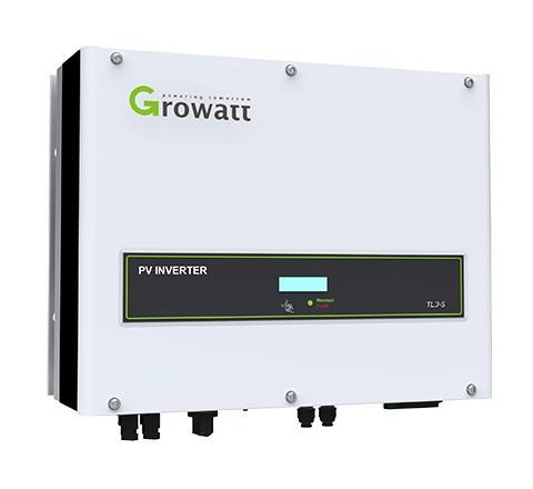 Мережевий інвертор Growatt 10000 TL3 S, 10 кВт 3 фази 2 MPPT + Shine WiFi