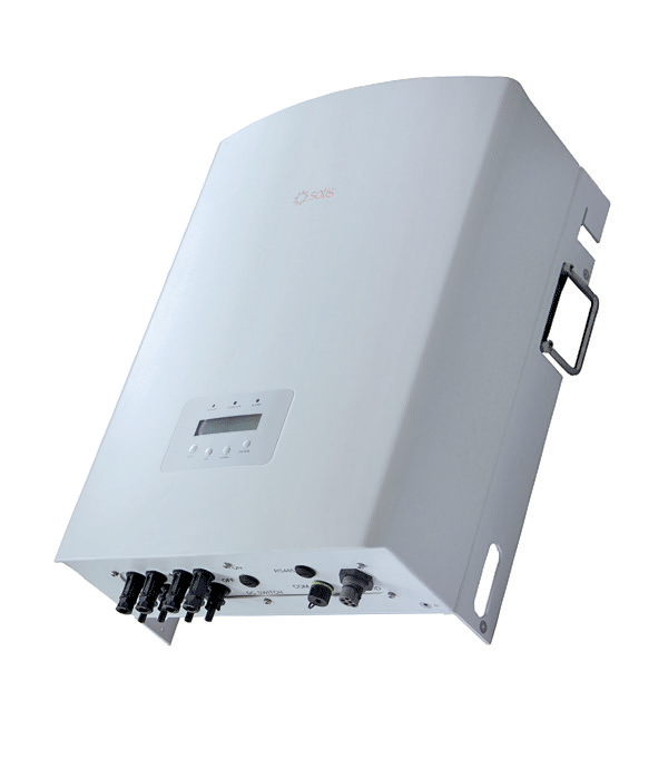 Мережевий інвертор Solis 10K (10 кВ, 3-фазний, 2 МРРТ)
