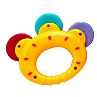 Погремушка Hola Toys Бубен (939-10)