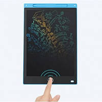 Планшет детский для творчества цветной Amzdeal Writing Tablet 8,5 дюймов Blue