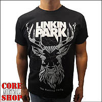 Футболка Linkin Park - The Hunting Party