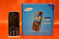 Телефон Нокиа n2238 (Duos, 2 sim, сим-карты)