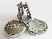 Колпачки для оригинальных дисков Ауди