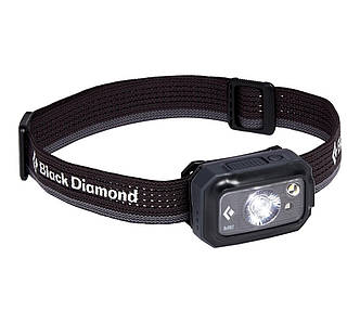 Ліхтар налобний Black Diamond ReVolt 350 Graphite