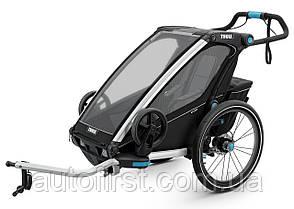 Детская коляска Thule Chariot Sport 1 (Black) (TH 10201011)