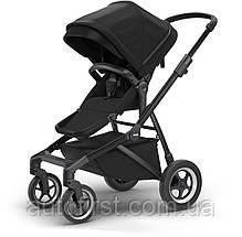 Детская коляска Thule Sleek (Black on Black) (TH 11000017)