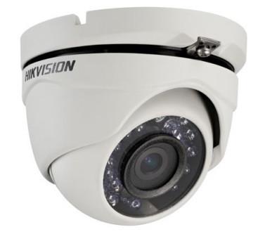 Купольная Turbo HD видеокамера Hikvision DS-2CE56C2T-IRM