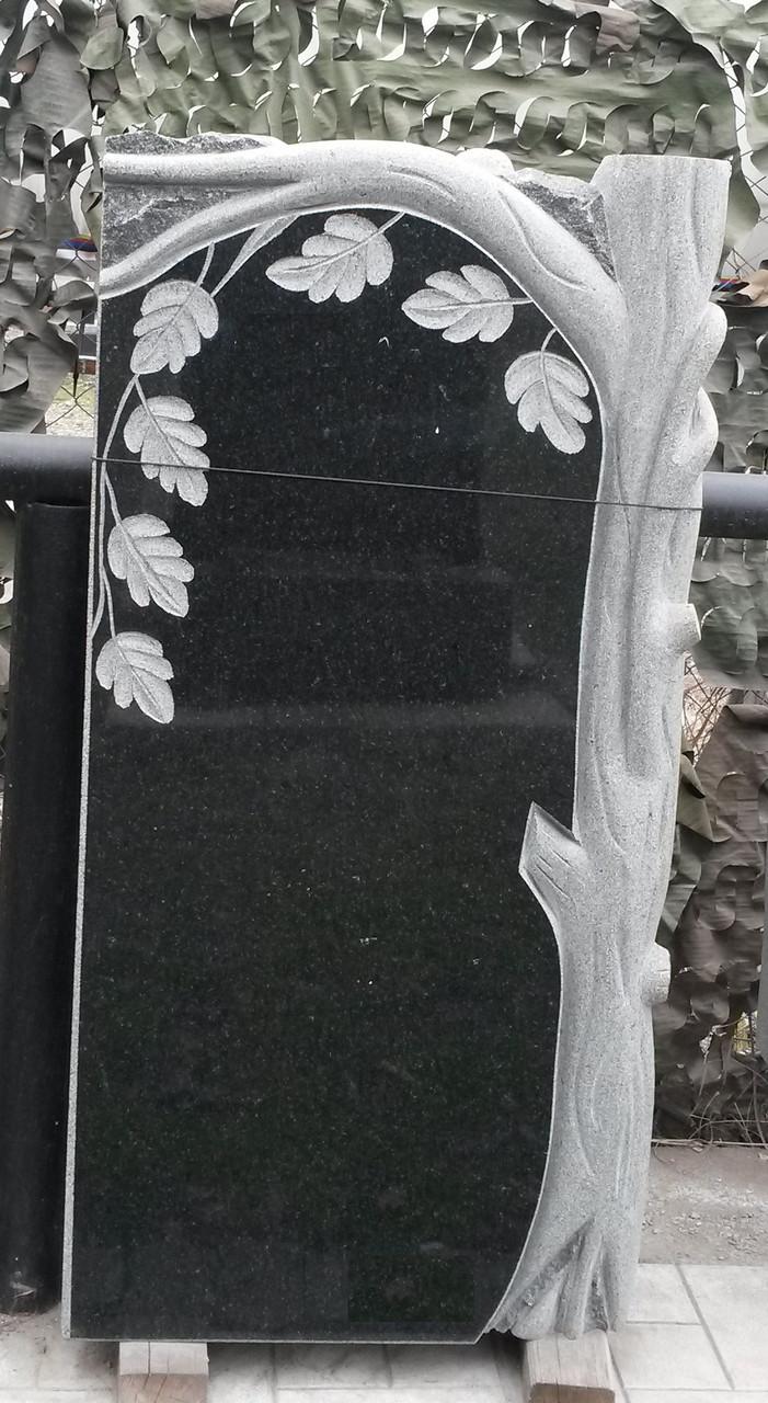 Гранит Габбро Обапол(скала), размер детали 100/50