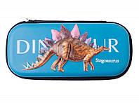 Пенал школьный с динозавром Гадрозаврид zibi