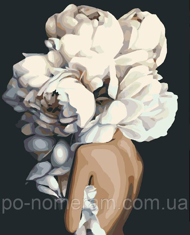 Картина по номерам Эми Джадд Женственные пионы