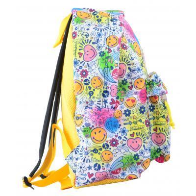 Рюкзак школьный Yes ST-17 Crazy smile (554984) 2