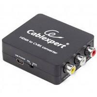 Конвертор HDMI to 3 x RCA Cablexpert (DSC-HDMI-CVBS-001)