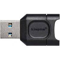 Считыватель флеш-карт Kingston USB 3.1 microSDHC/SDXC UHS-II MobileLite Plus (MLPM), фото 1