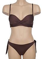 Купальник бикини коричневый Atlantic Beach 320922