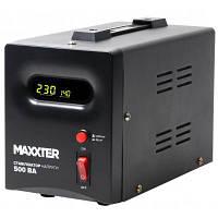 Стабилизатор Maxxter MX-AVR-S500-01