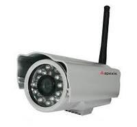 IP камера LUX- J0233-WS -IRS, системы видеонаблюдения, камеры,видеодомофоны, купольные,безопасность
