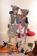 Детский карнавальный костюм мышки, фото 1