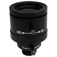 Объектив 4-9 мм manual, системы видеонаблюдения, камеры,видеодомофоны, объективы , комплектующее