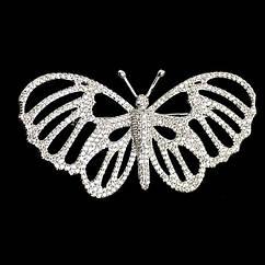 Елітна брошка Метелик