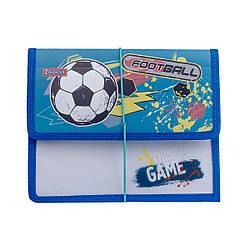 """Папка для зошитів 1Вересня пласт. на резинці В5 """"football Team"""""""