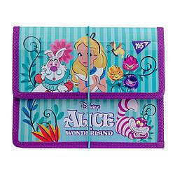 """Папка для зошитів YES пласт. на резинці В5 """"Alice"""""""