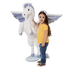 Гигантский крылатый конь Пегас 104см мягкая игрушка ТМ Melissa & Doug MD30409