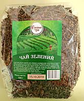 Семейный чай крупнолистовой 500 г зеленый