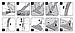 Пылесос Maestro MR-609   пылесборник Маэстро, Маестро (НЕРА фильтр, многоступенчатая очистка, большие колеса), фото 5