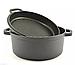 Кастрюля + сковорода-гриль Maestro MR-4126 | сковородка с антипригарным покрытием Маэстро | кастрюля Маестро, фото 3
