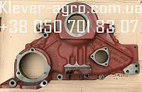Крышка распред. шестерен (голая) Д-240, Д-245.5, Д-245.12С, Д-245 МТЗ-80-1025, ЗИЛ-130 (пр-во ММЗ)