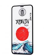 Защитное стекло Ronin Full Screen Kaiju Glass для iPhone 11 (айфон 11)