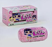Кукла LOL в капсуле LM 2705 Набор «Секретные послания»