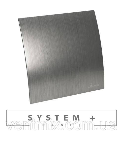 Вентилятор витяжний Silent (KWS) 100 H (срібло)