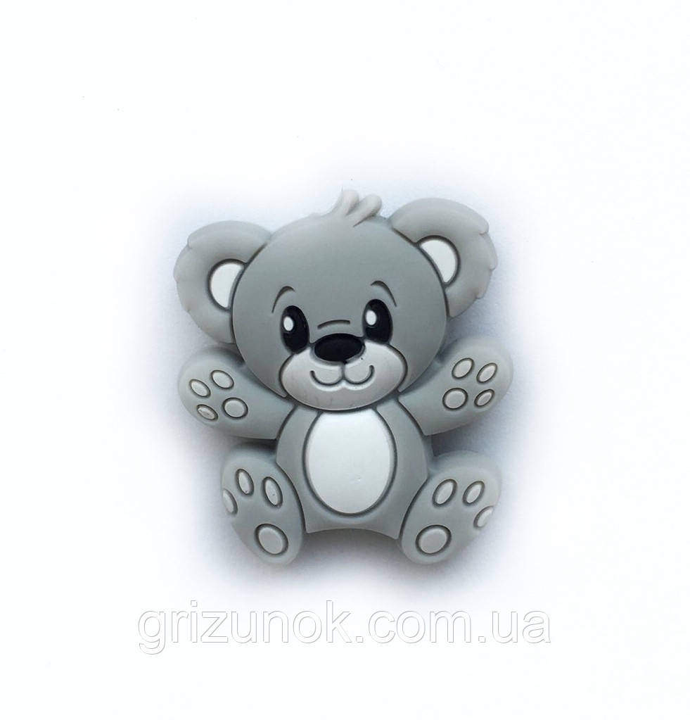 Мини мишка (светло-серый)