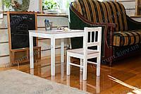Коврик под кресло для защиты пола прозрачный 60х125см. Толщина 0,8мм