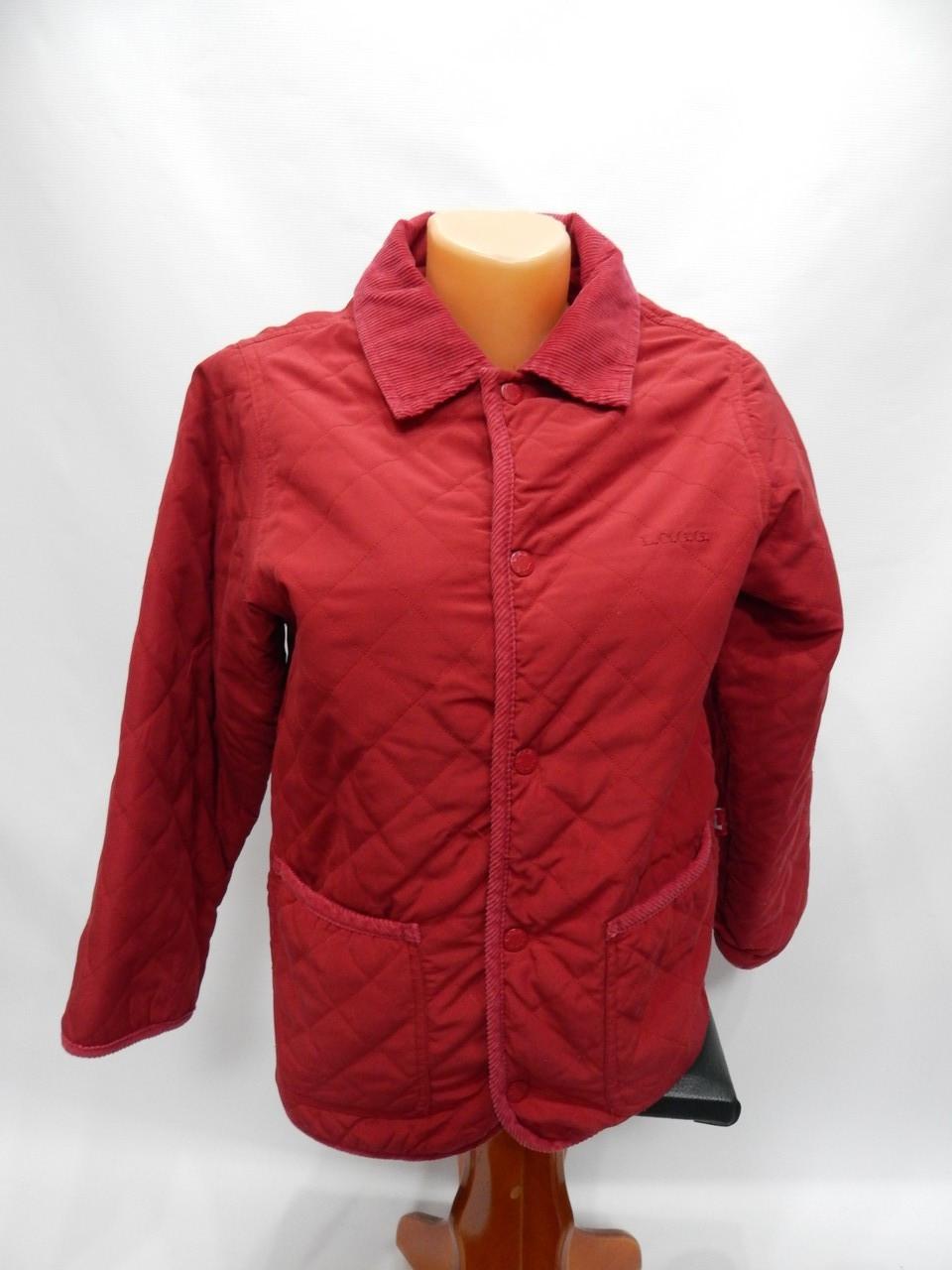 Куртка детская демисезонная утепленная H&M, рост 128-134 031д