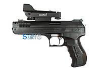 Пневматический пистолет Beeman P17 с коллиматорным прицелом, фото 1