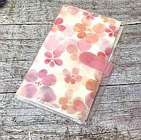 Альбом для слайдеров с цветами на  240 ячеек