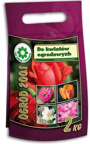 Удобрение Ogrod 2001 для садовых цветов